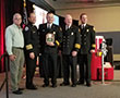 Erich Thiemann Awarded Fire Service Instructor of the Year