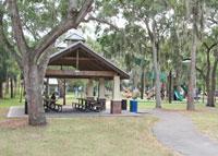 park paviliion