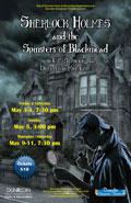 Dunedin Showcase Theater Sherlock Holmes