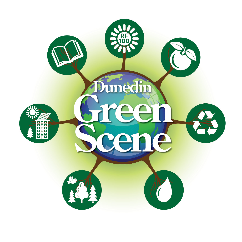 Dunedin Green Scene Logo