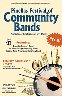 Pinellas Festival of Community Bands