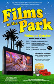 Films in the Park 2018