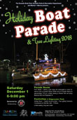 Holiday Boat Parade 2018