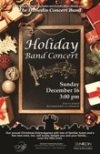 Dunedin Concert Band's Holiday Concert 2018