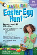 flashlight easter egg hunt 2019