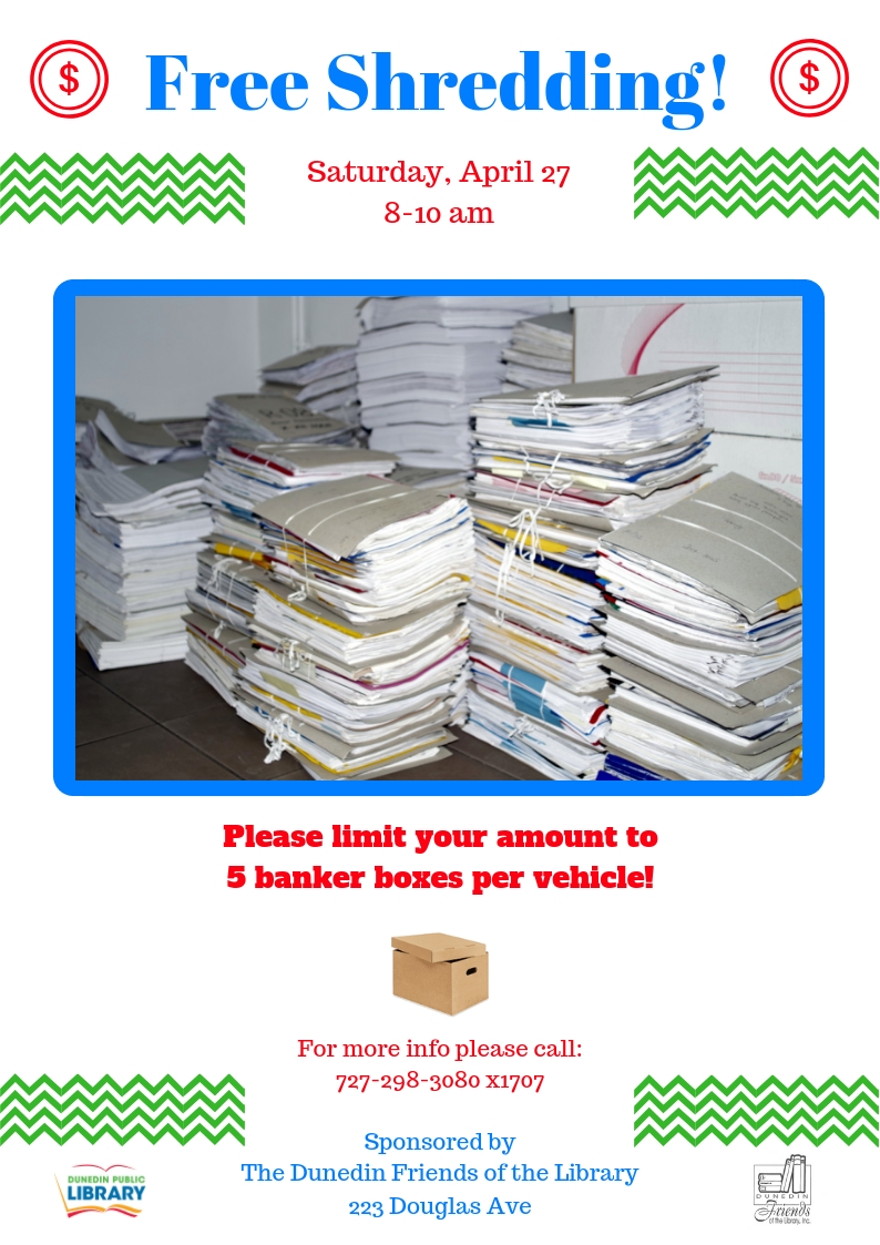 Free Shredding Event 4_27