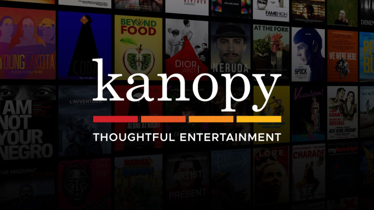 Kanopy Streaming Video
