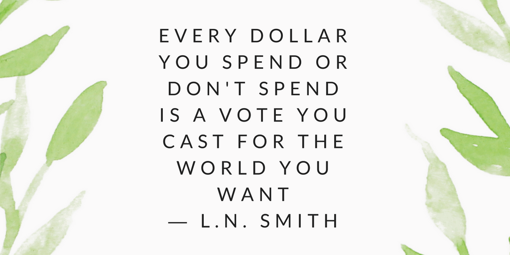 LN Smith Quote Dollar Vote
