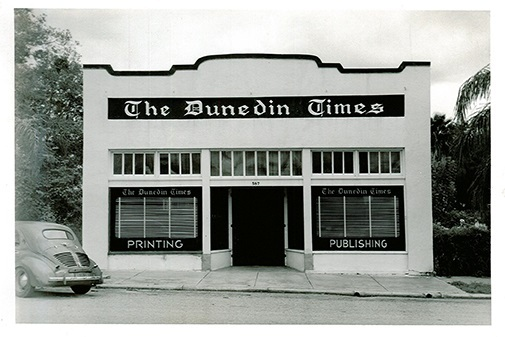 Dunedin Times Historical Archive