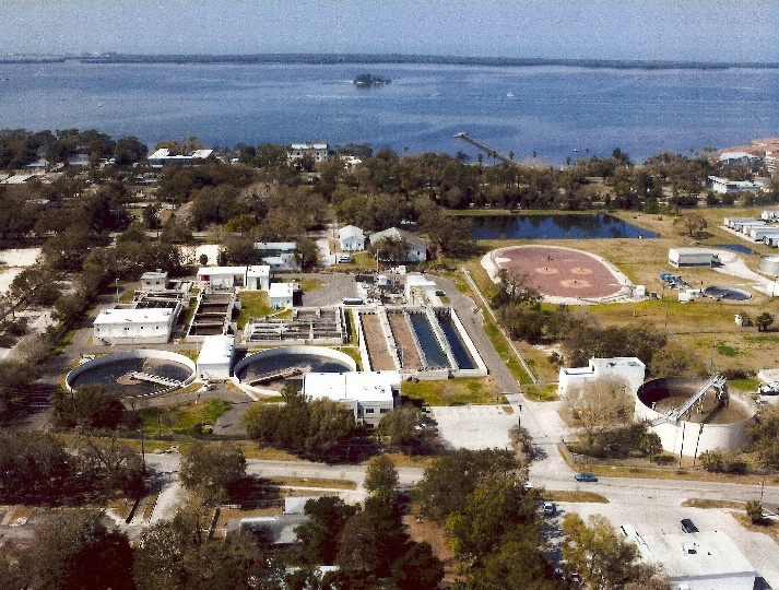 Wastewater Treatment Plant 2011