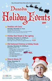 Dunedin Christmas Parade 2019 Old Fashioned Christmas and Holiday Parade | Events Calendar