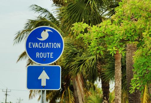 evac-route