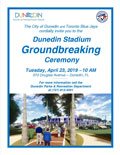 Dunedin Stadium Groundbreaking Ceremony