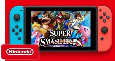 Switch Smash Bros